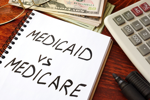 Medicaid vs. Medicare